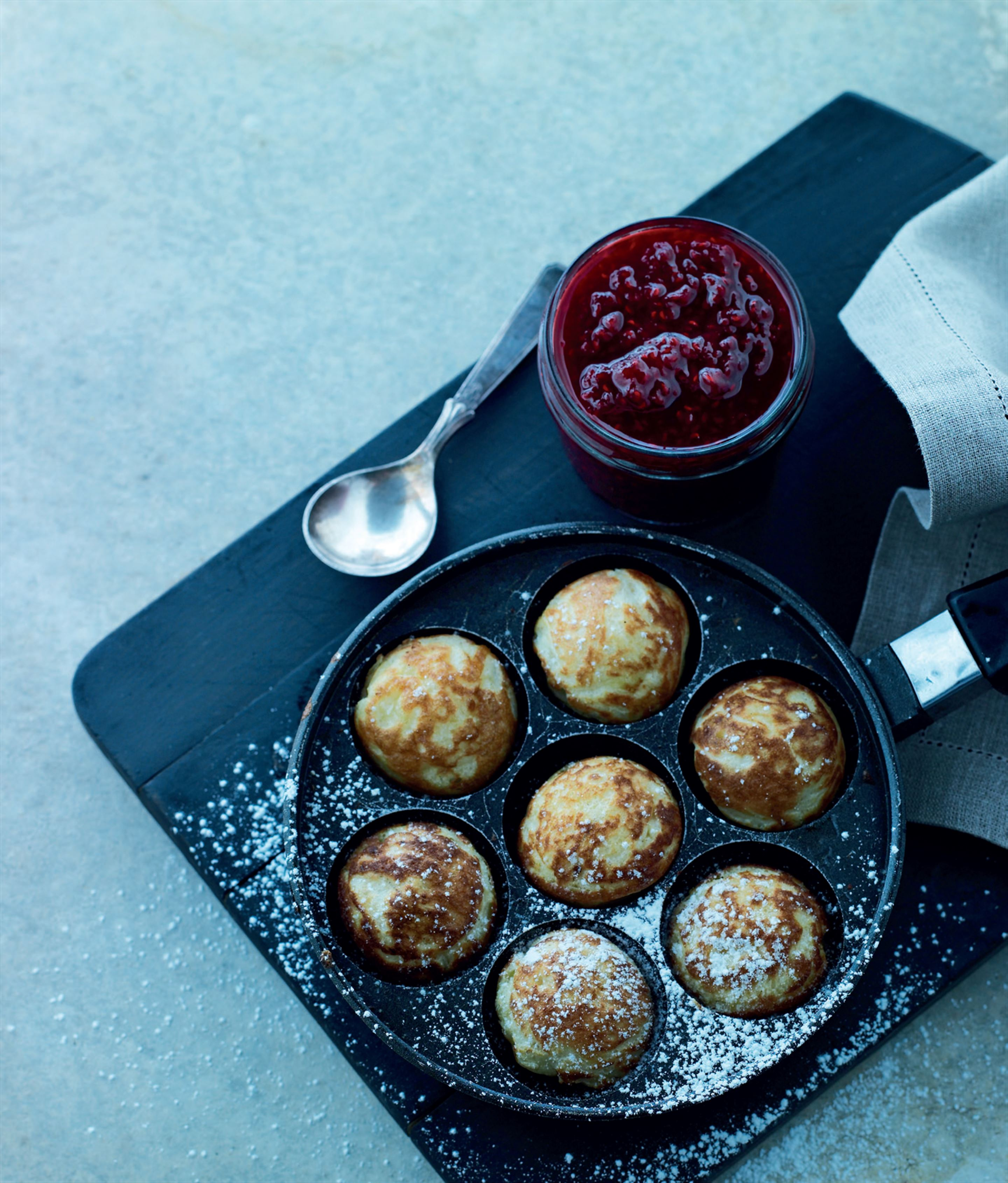 Apple æbleskiver