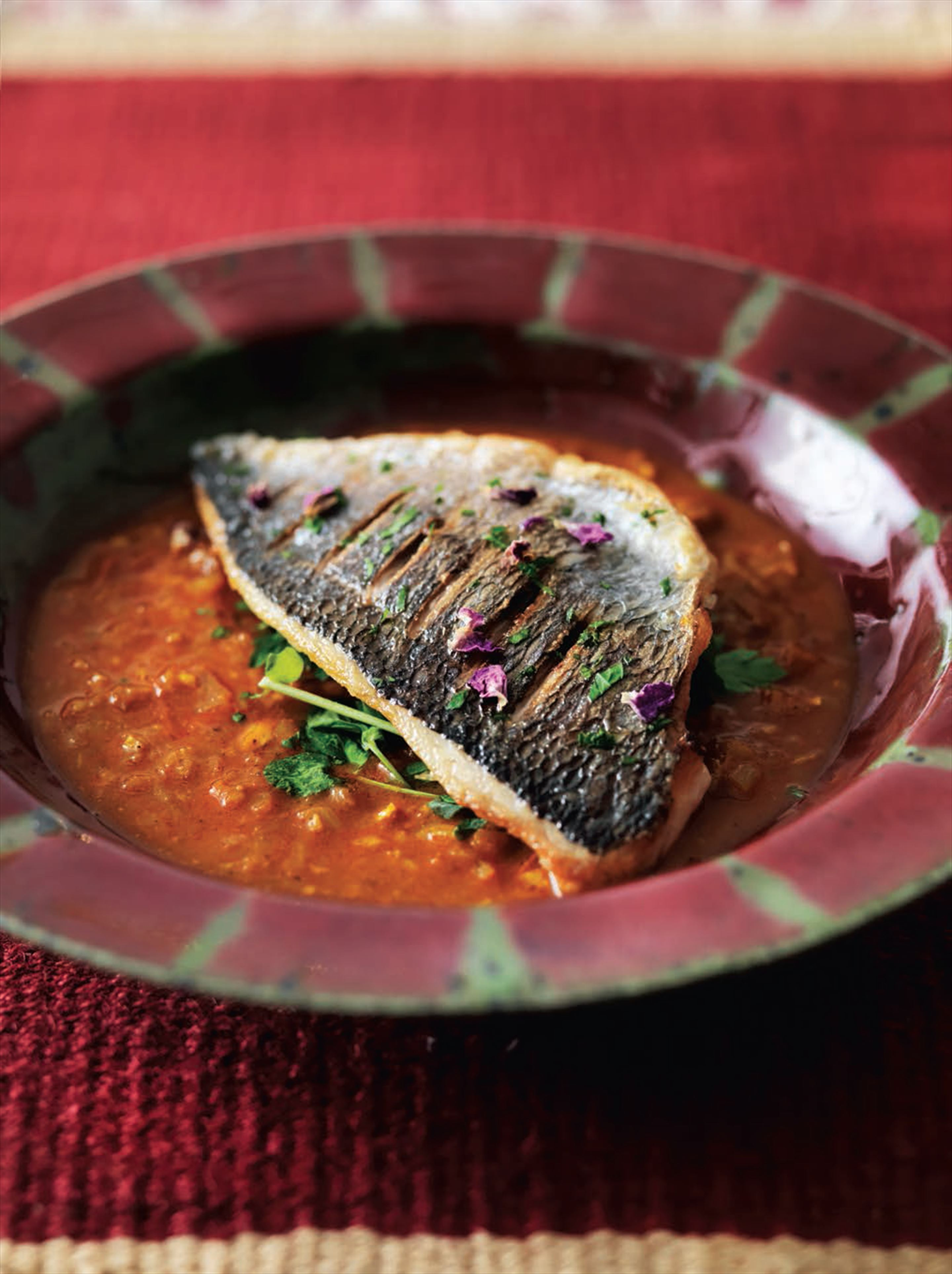 Fish curry (Gulf and Middle East)