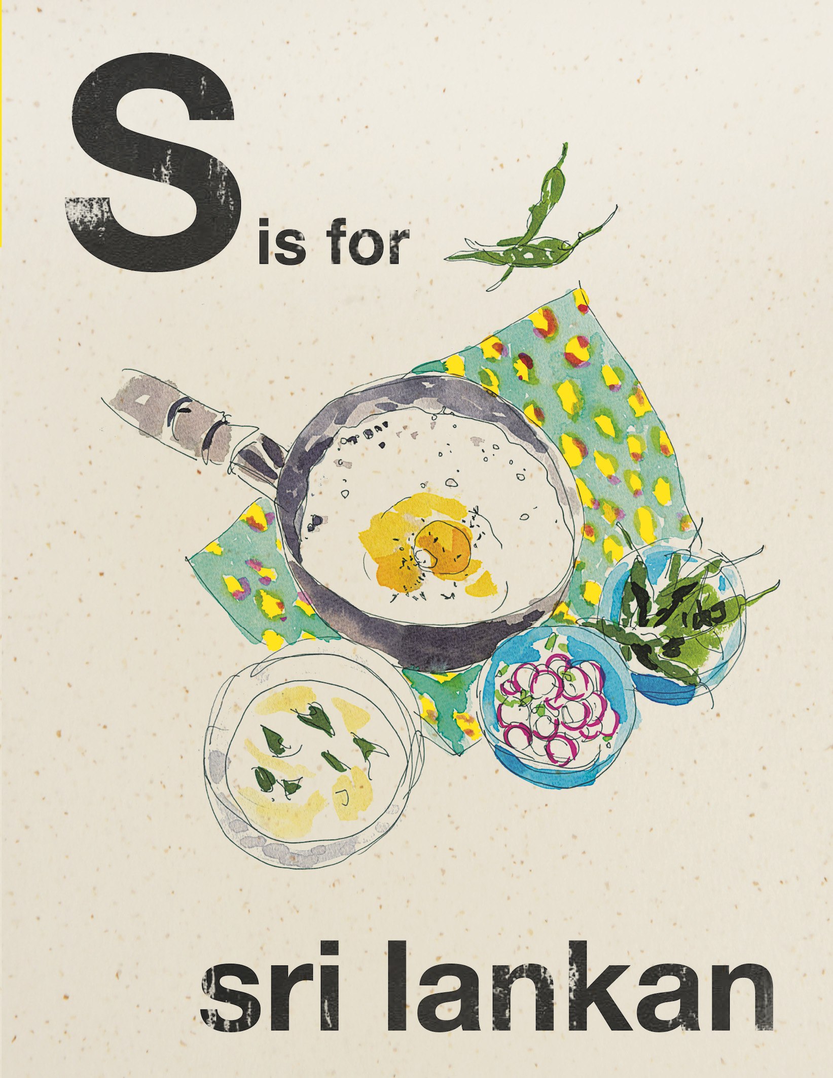 Alphabet Cooking: S is for Sri Lankan