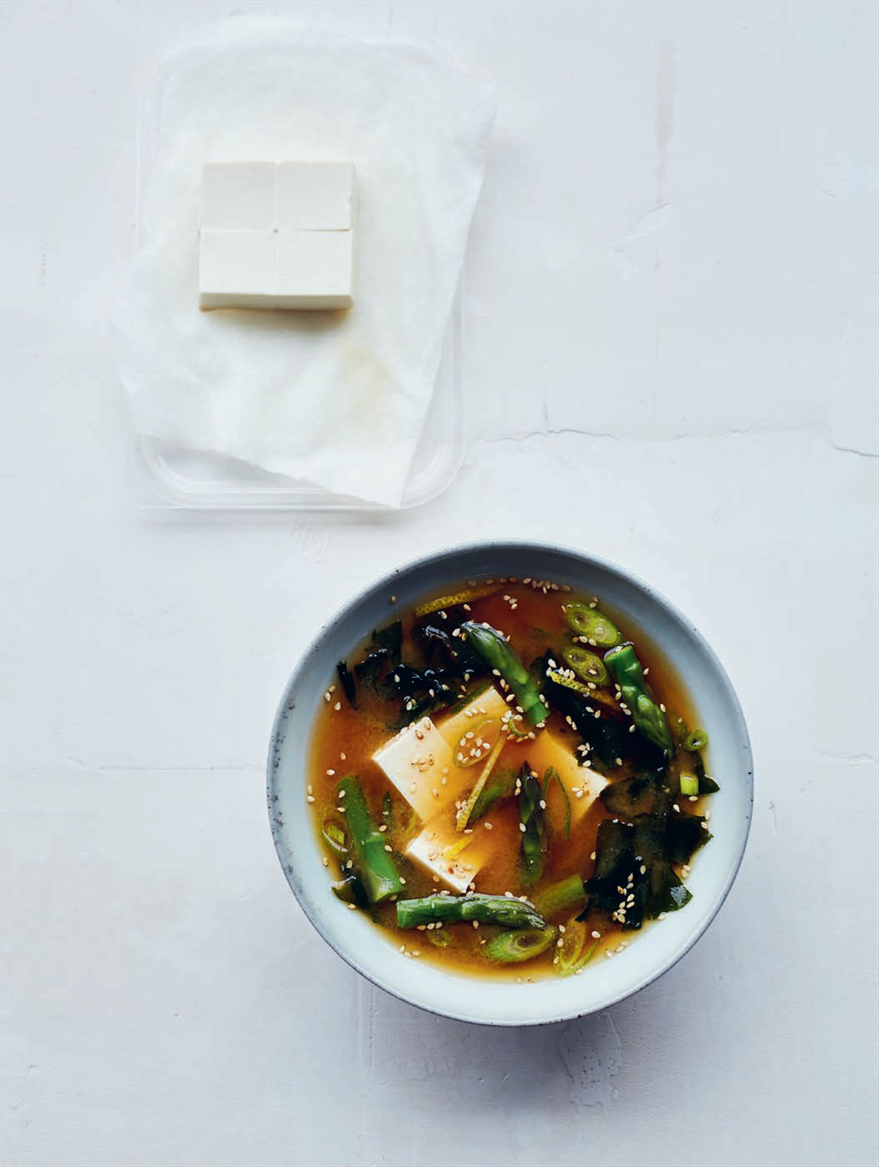 The best miso soup