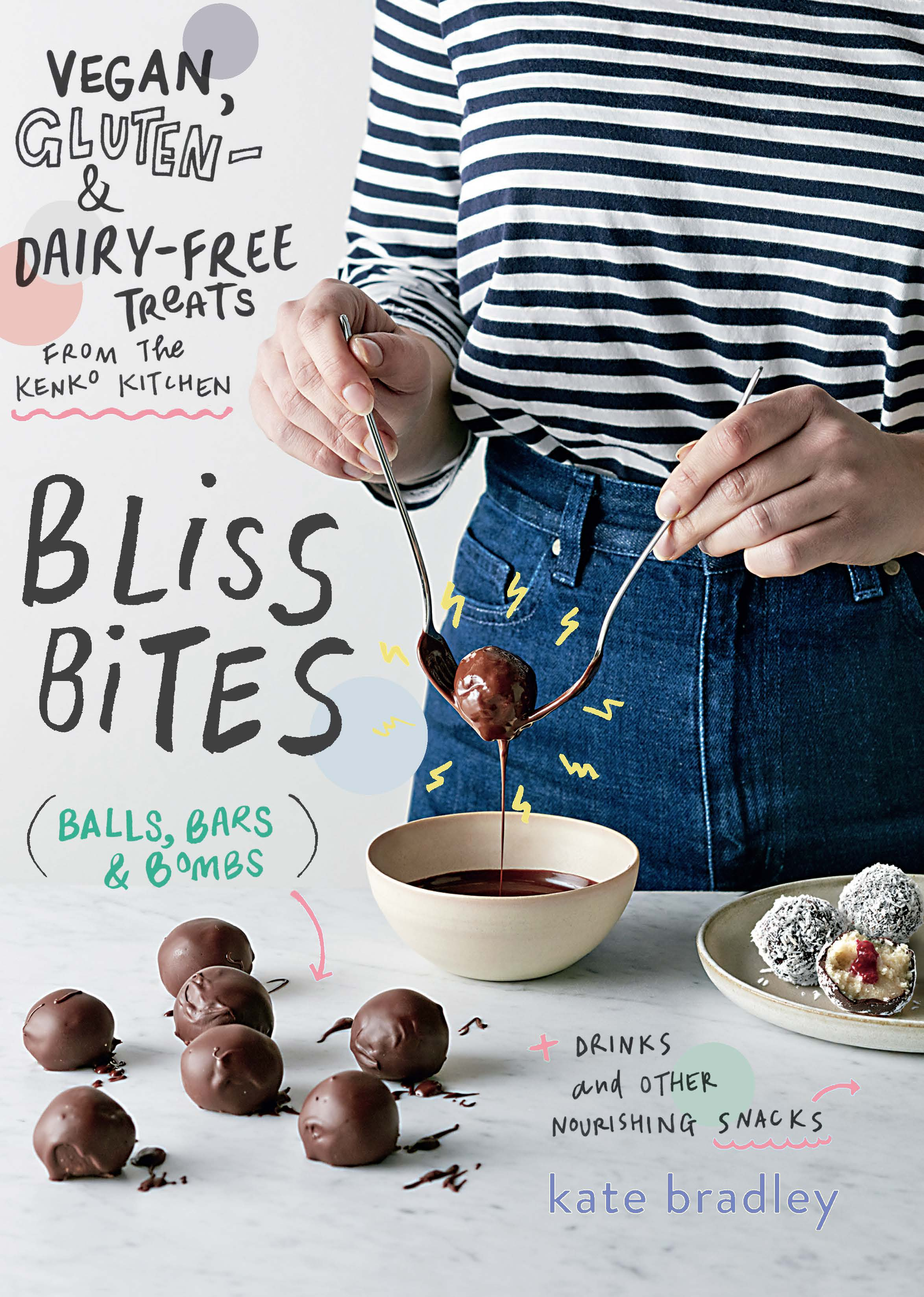 I NEED A COFFEE BLISS BALLS