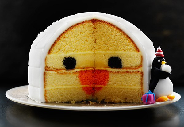 Penguin madeira cake marks and spencer