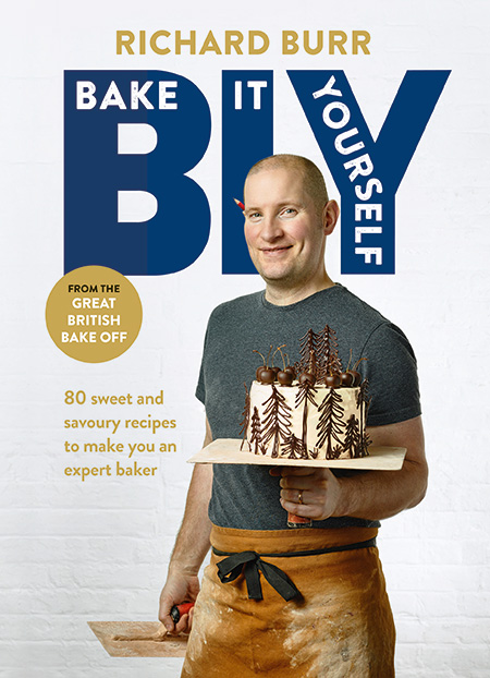 Bake it yourself richard burr british bake off