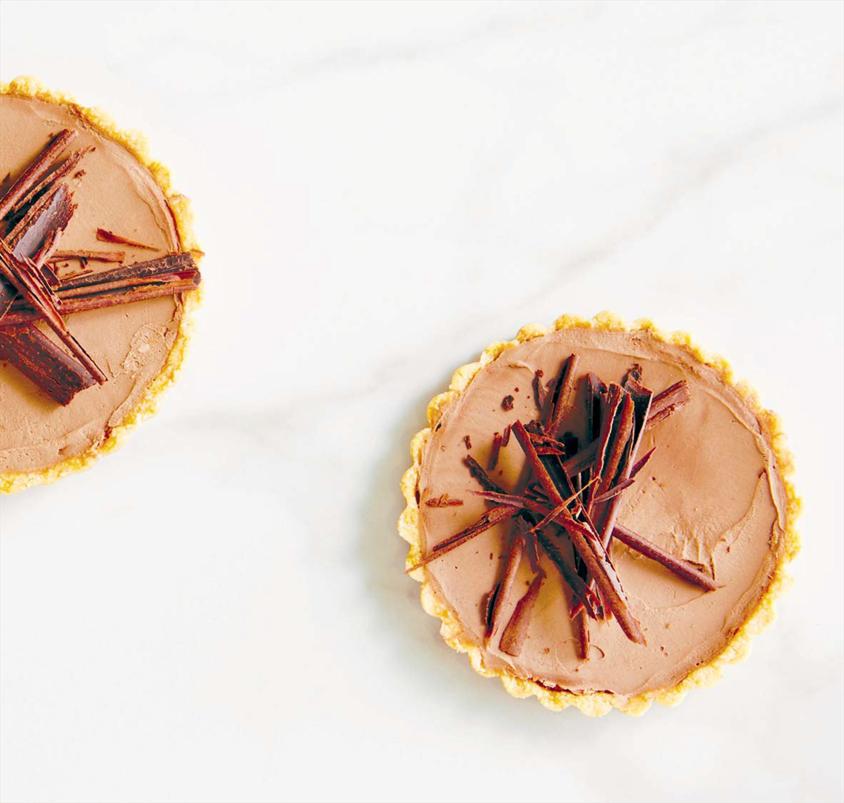 Chocolate queen of tarts