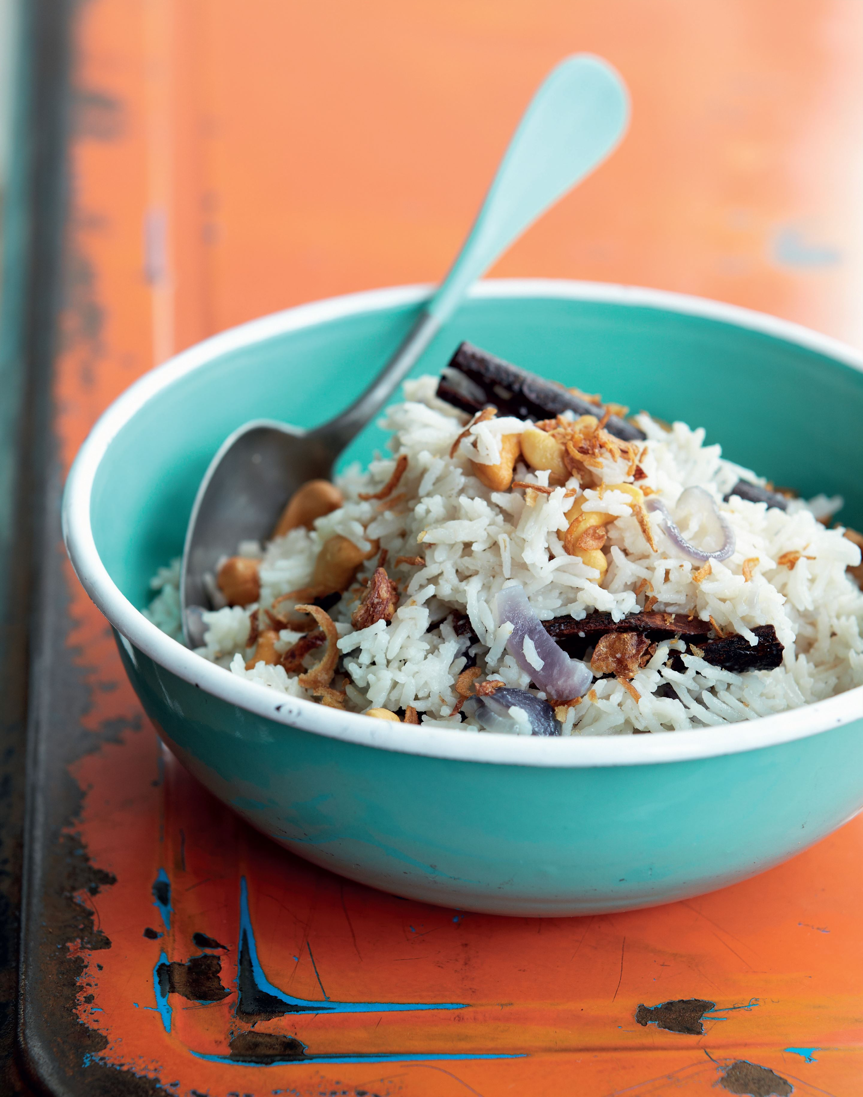 Goan coconut rice
