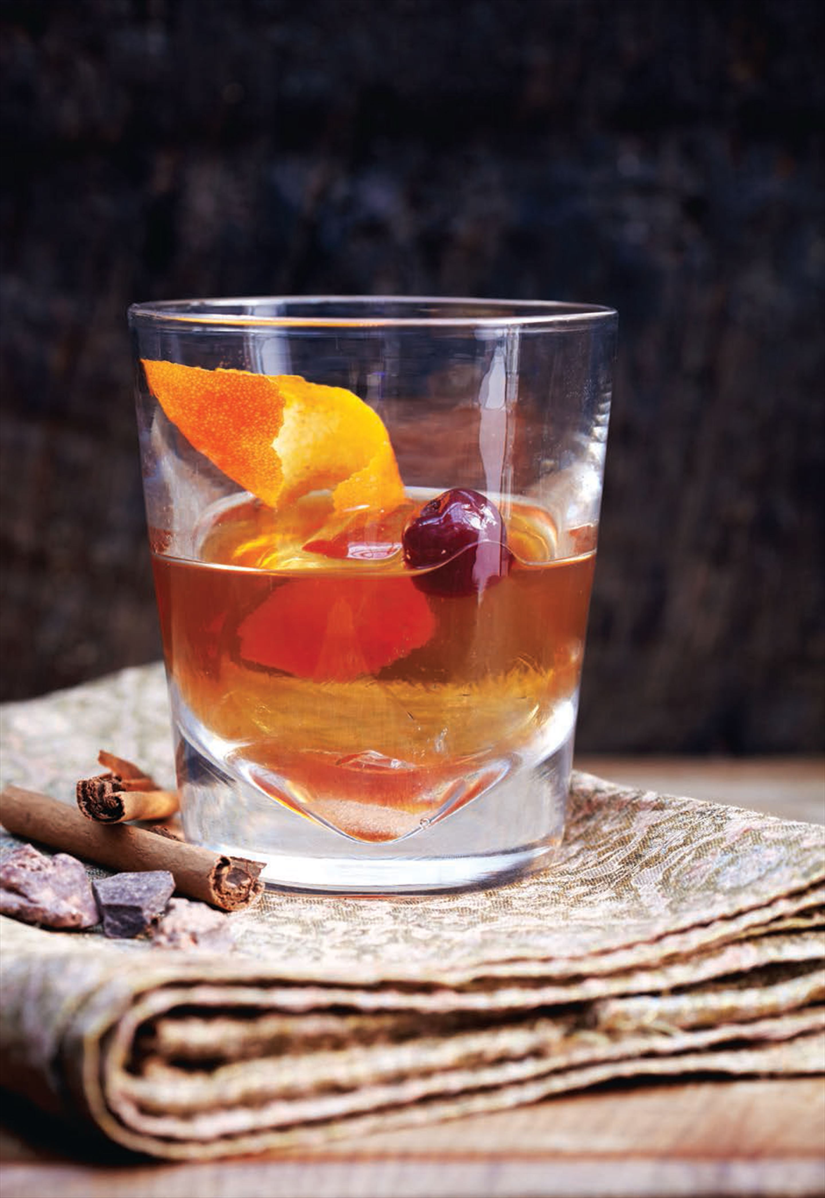 Sumptuous old-fashioned