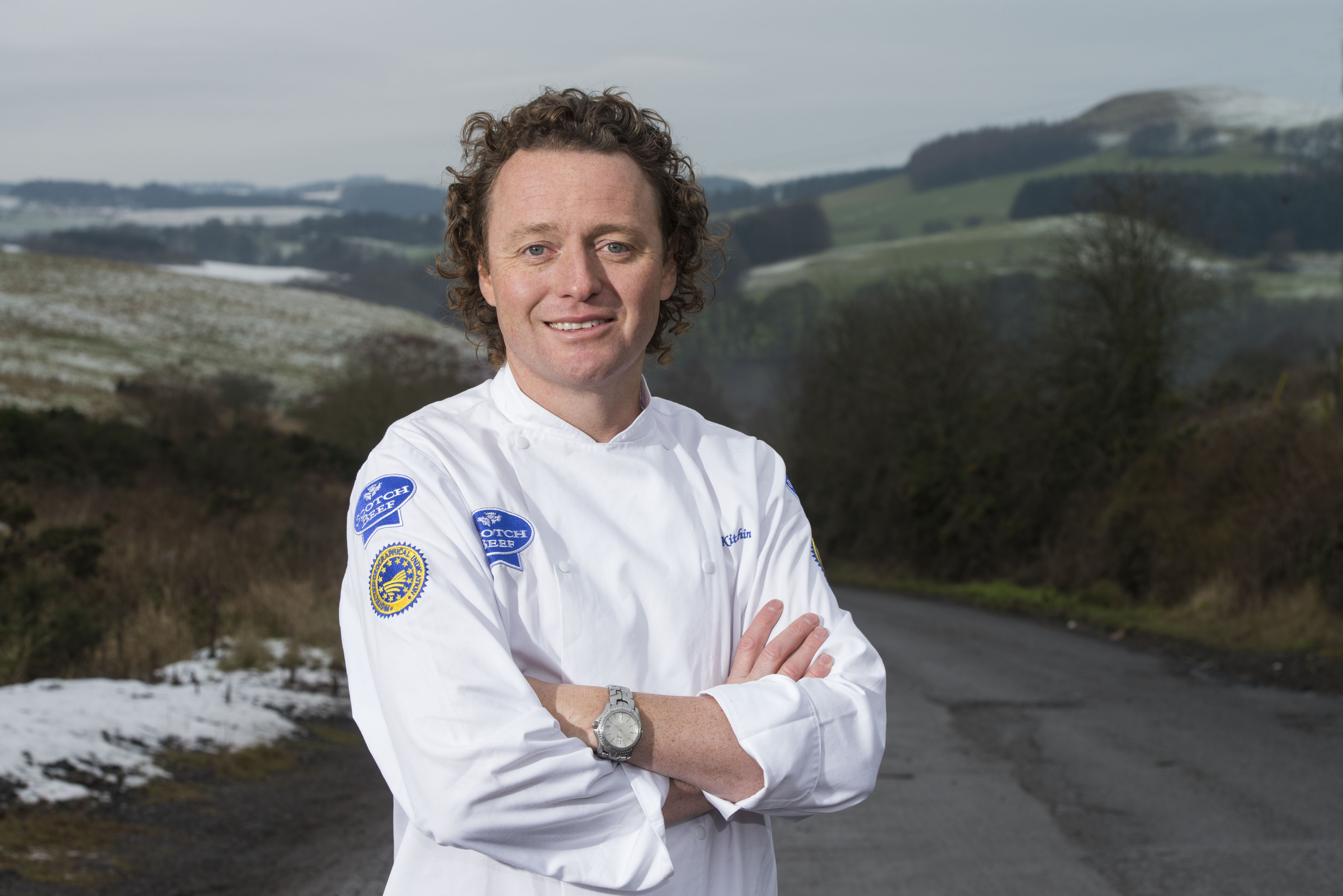 The journey from farm to table, with Tom Kitchin