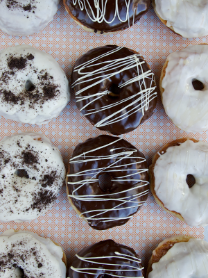 Go nuts for doughnuts: Where to get them, how to make them and what's next in the world of doughnuts, by BIRD
