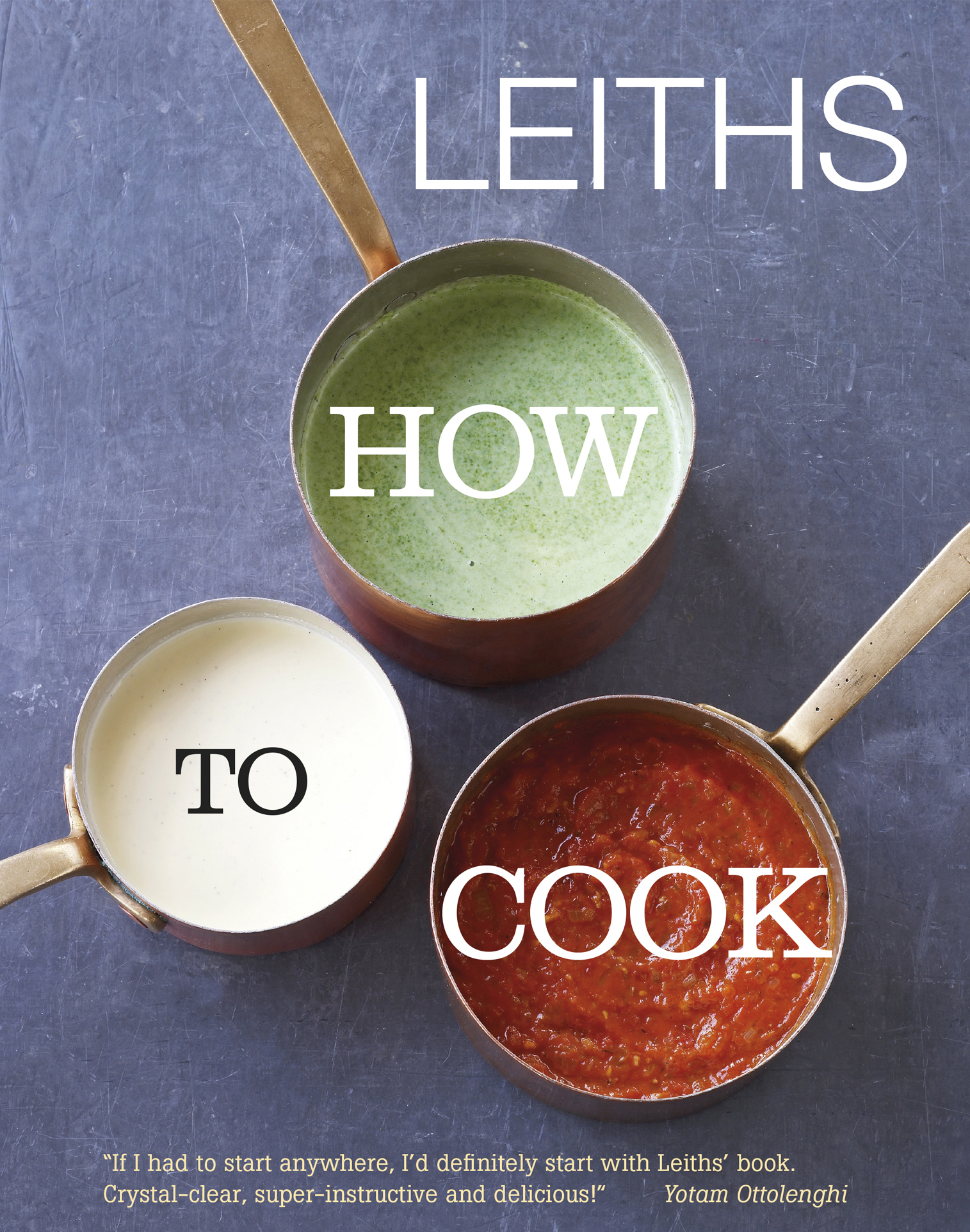Leiths How to Cook