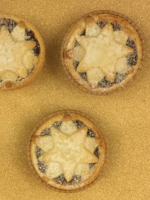 The mince pie taste test