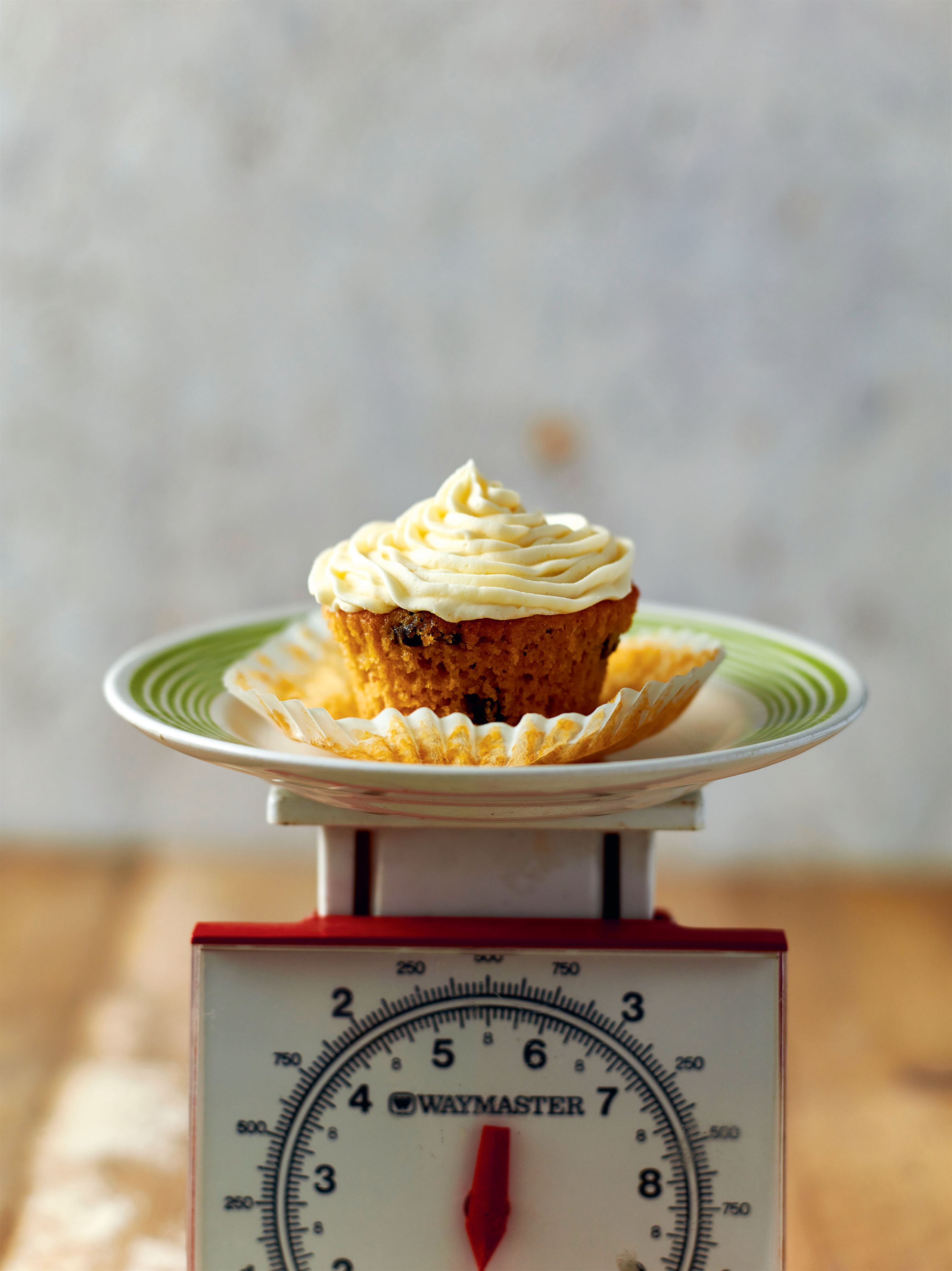 Mincemeat cupcakes