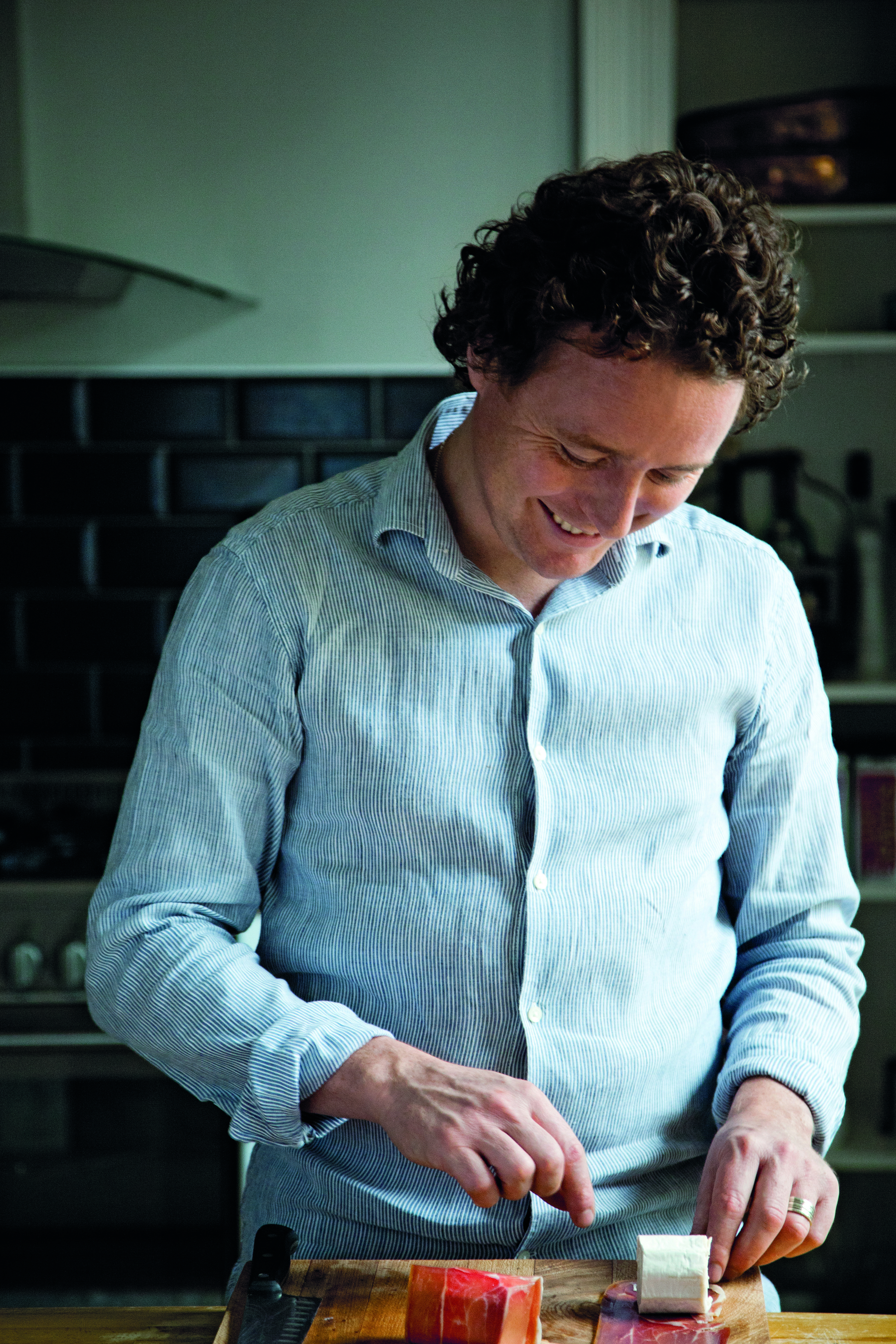 Tom Kitchin's Feast for Burns Night