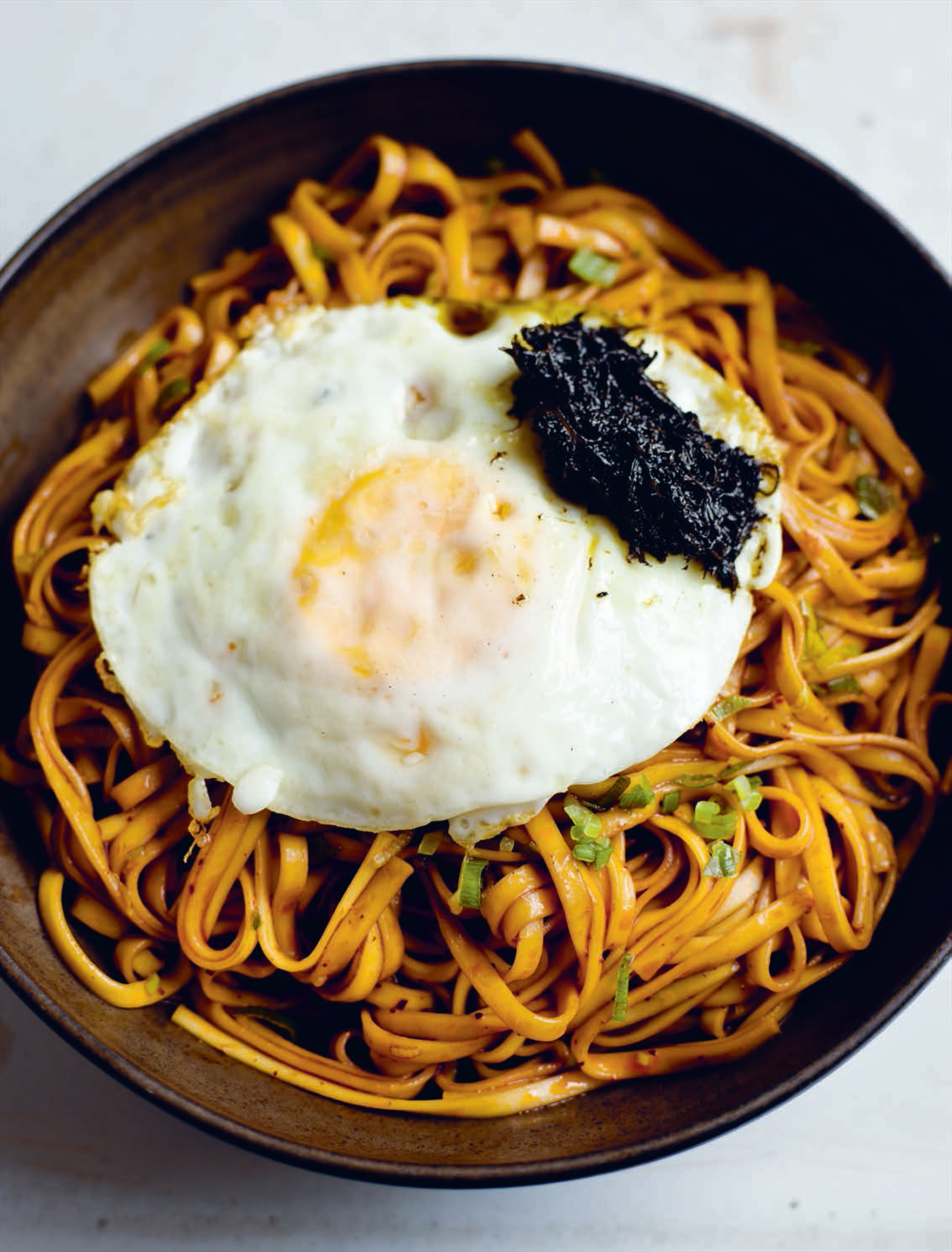 Fuchsia's emergency midnight noodles