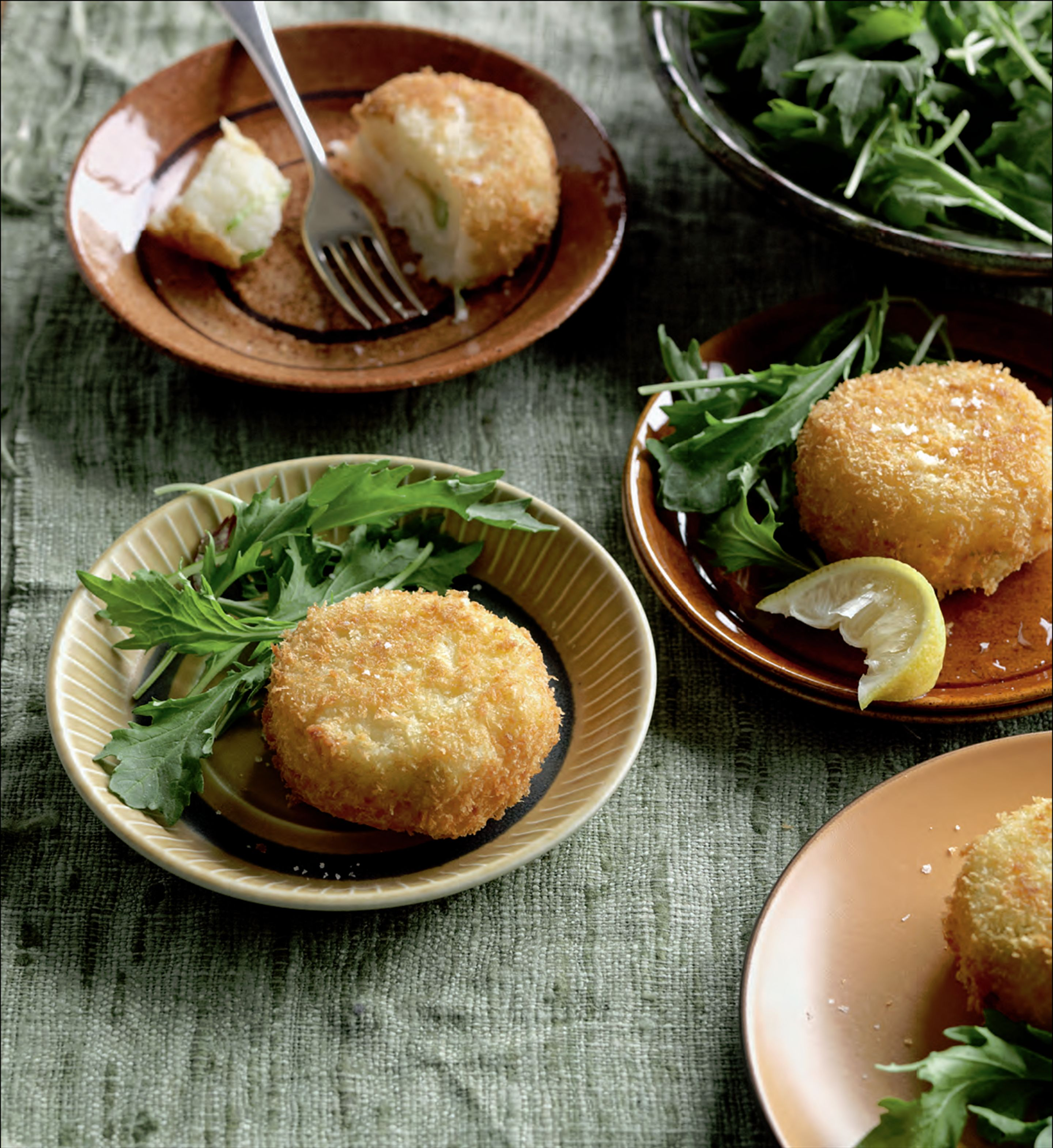 Potato croquettes