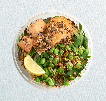 Supermarket grain salads on test