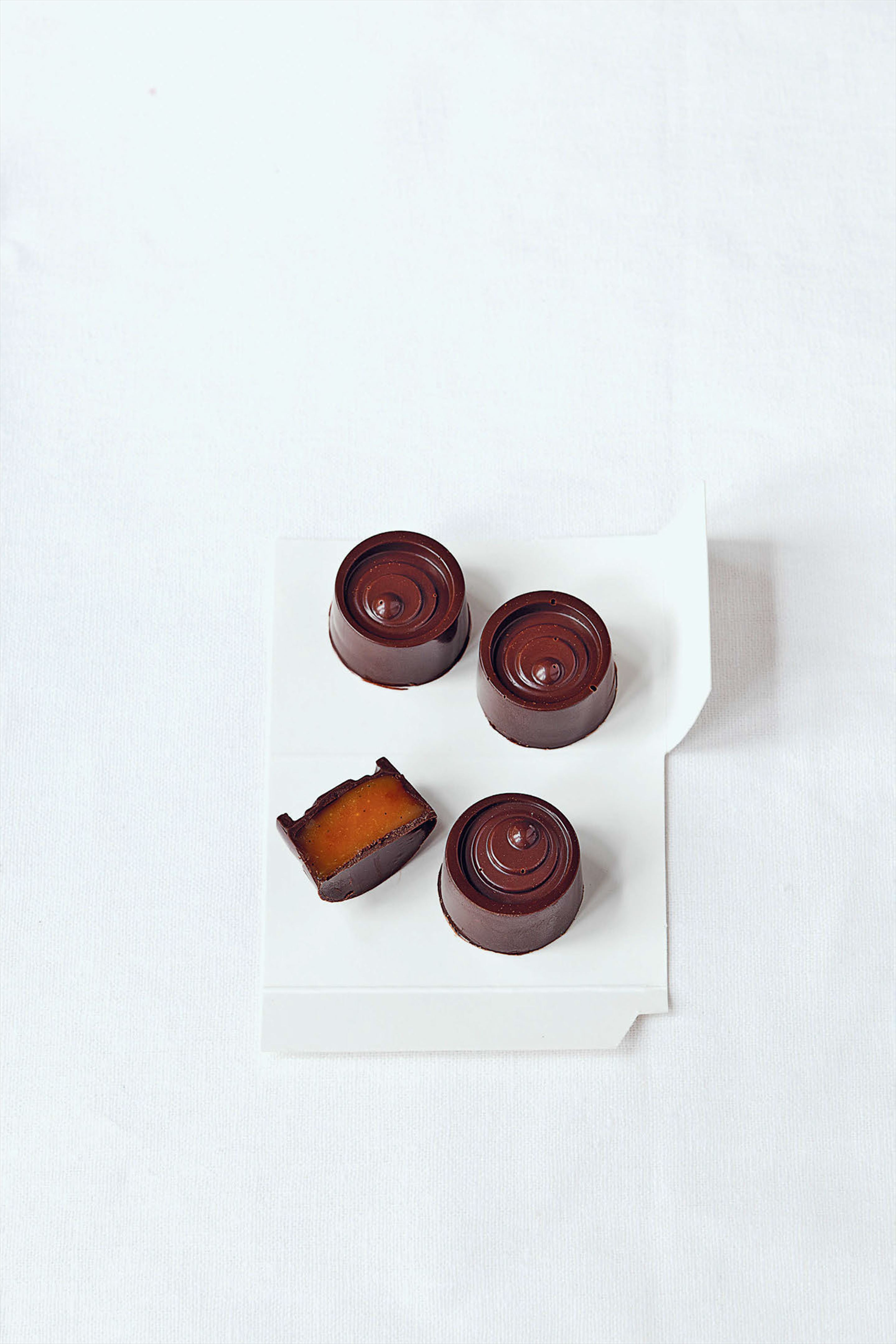 Salted butter caramel chocolates