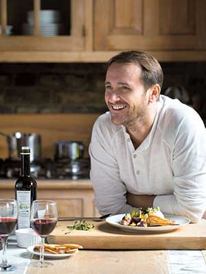 Q&A with Jason Atherton