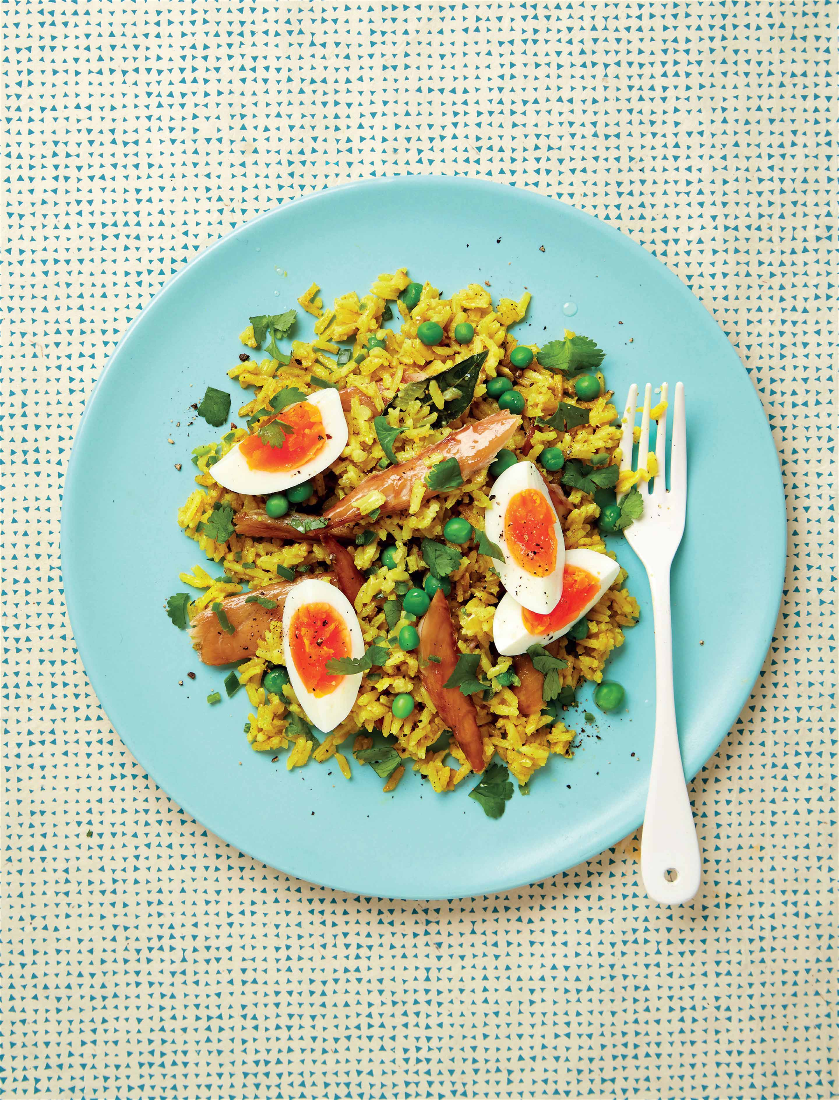 Breakfast kedgeree