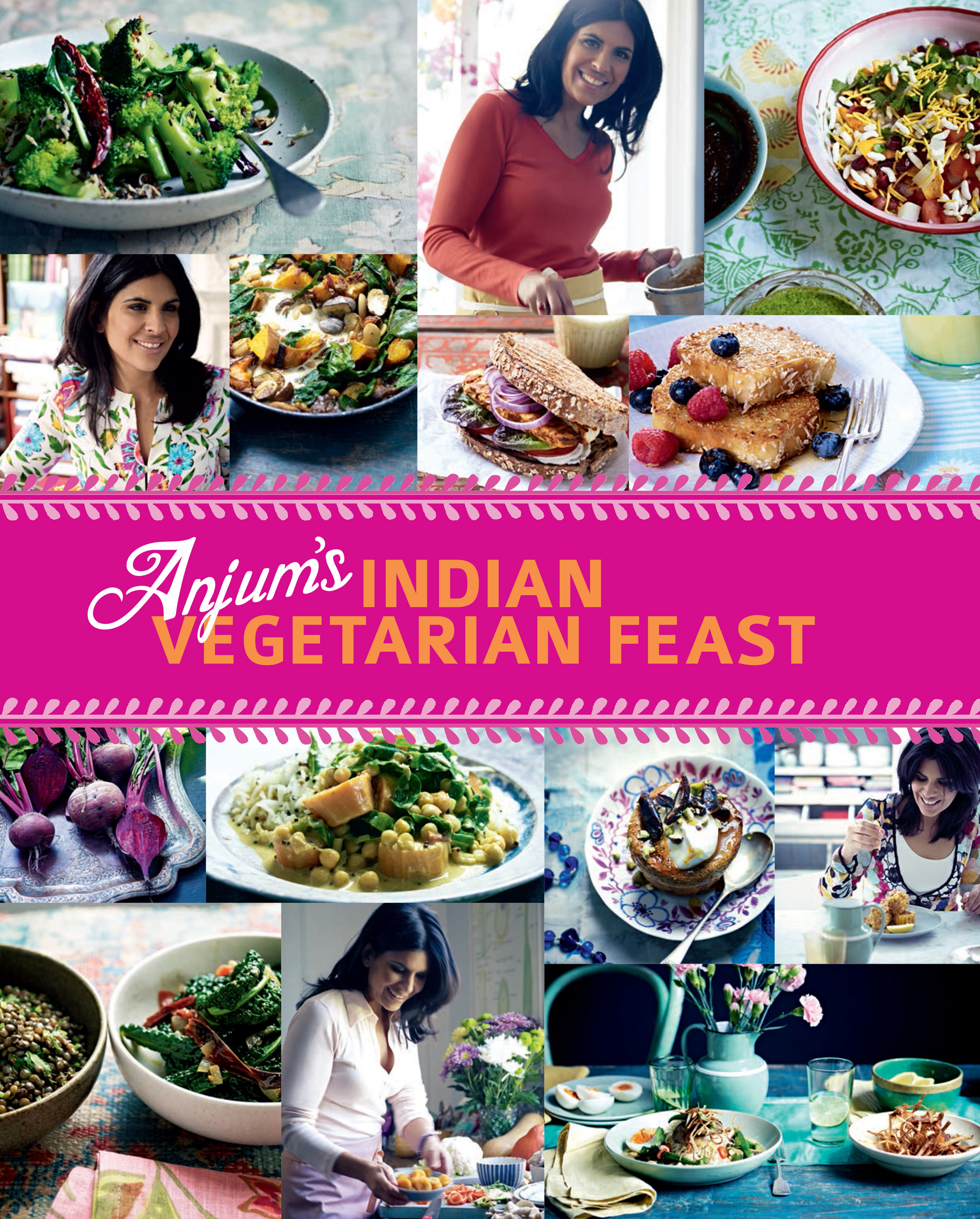 Anjum's Indian Vegetarian Feast