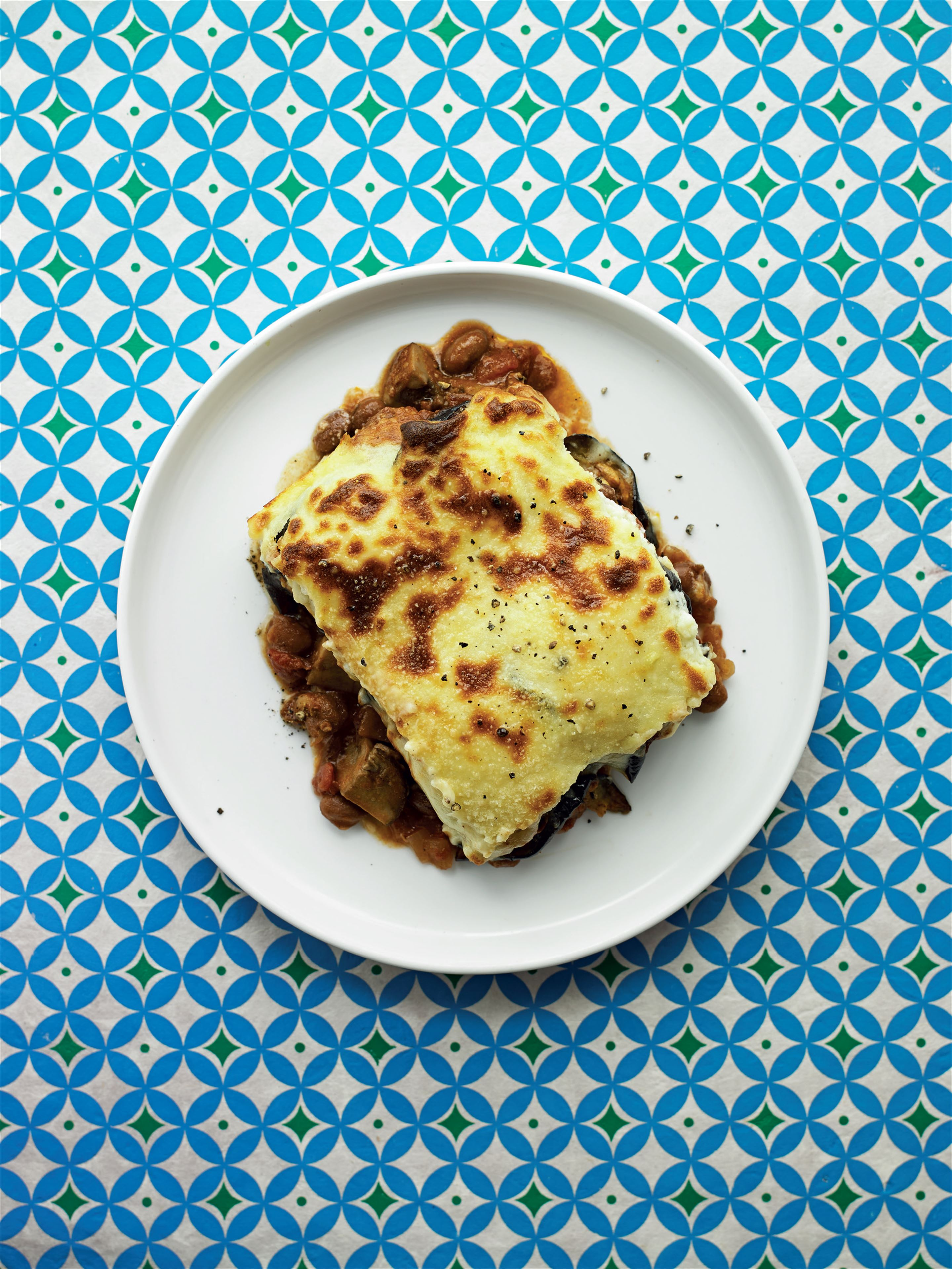 Magnificent moussaka