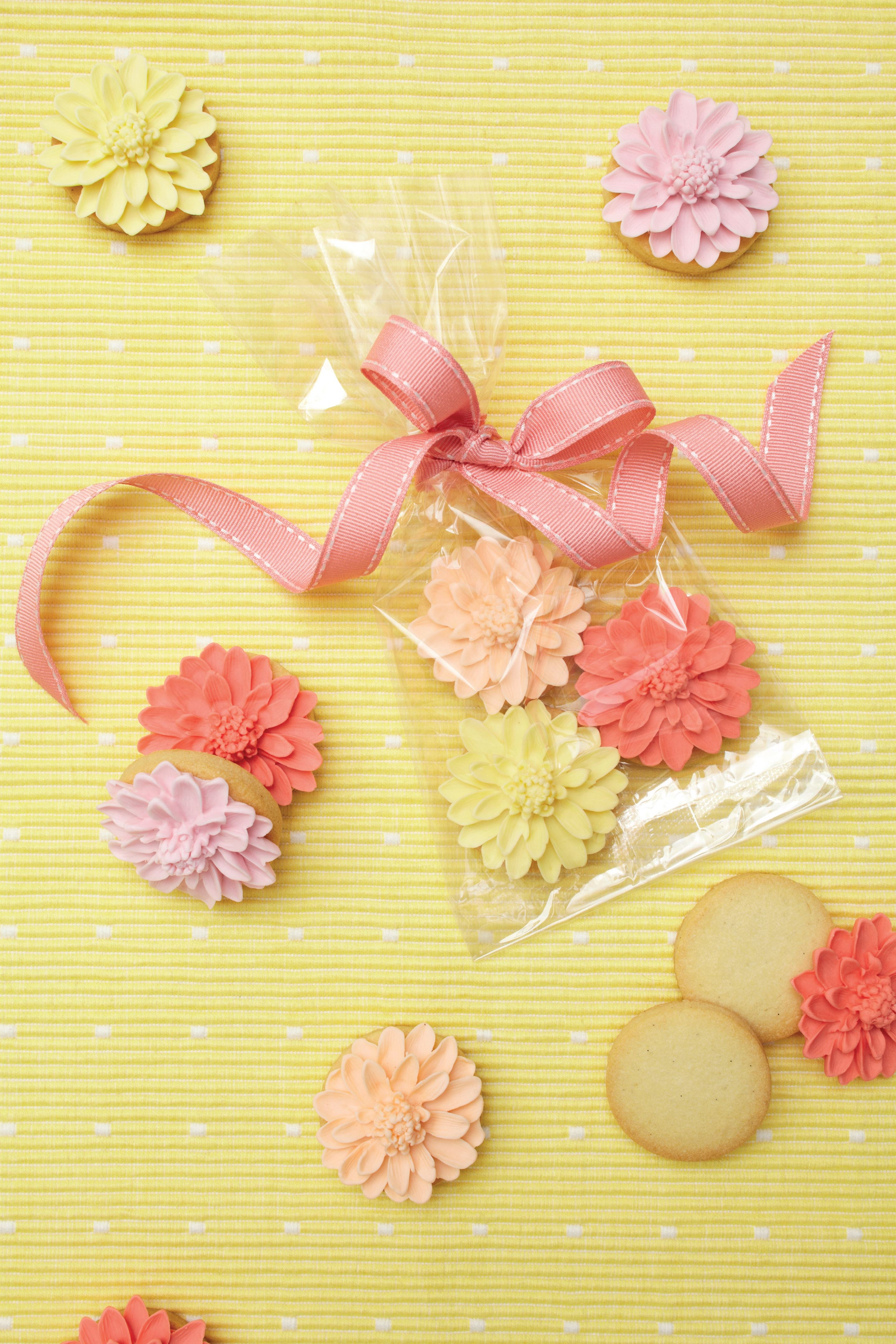 Blossom biscuits