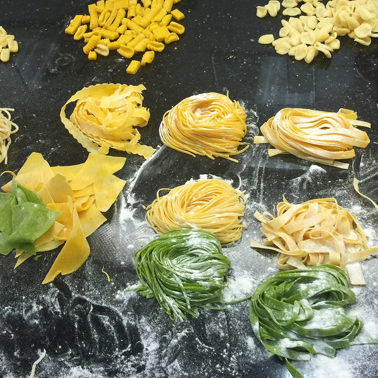 Seven steps to perfect pasta