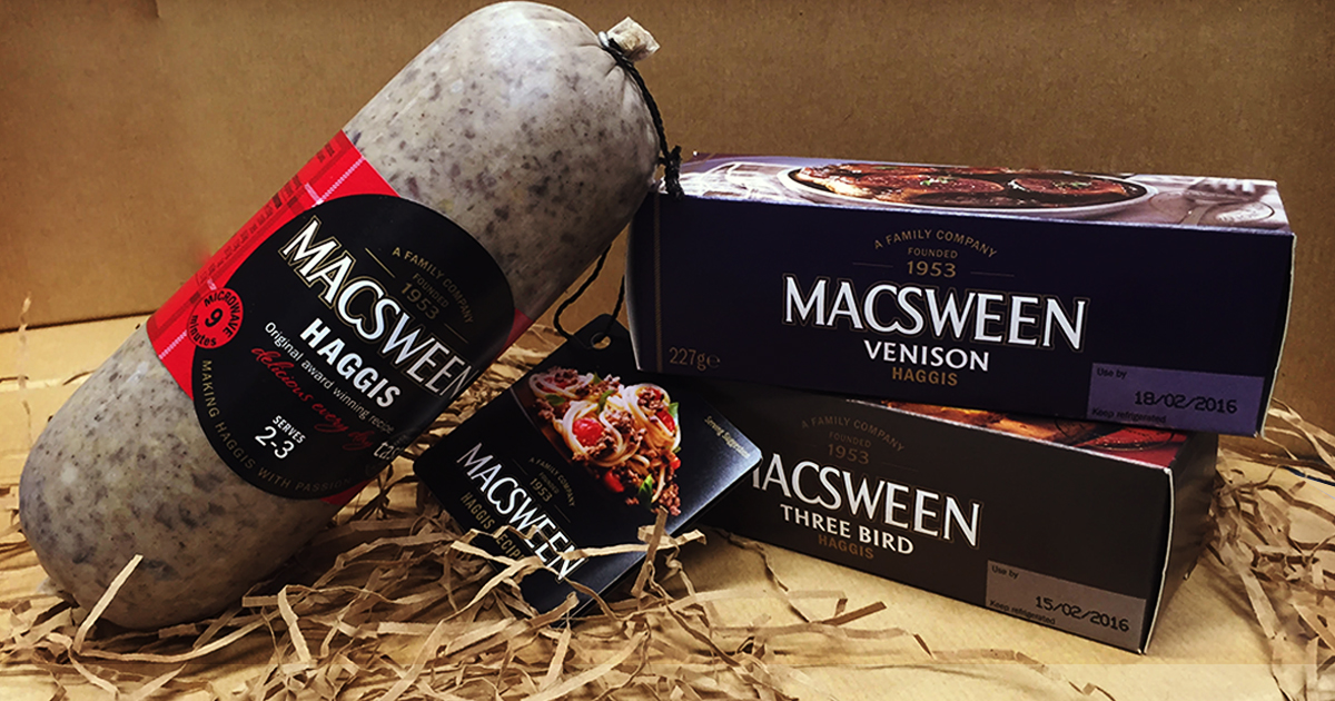 Four reasons to try haggis on Burns Night