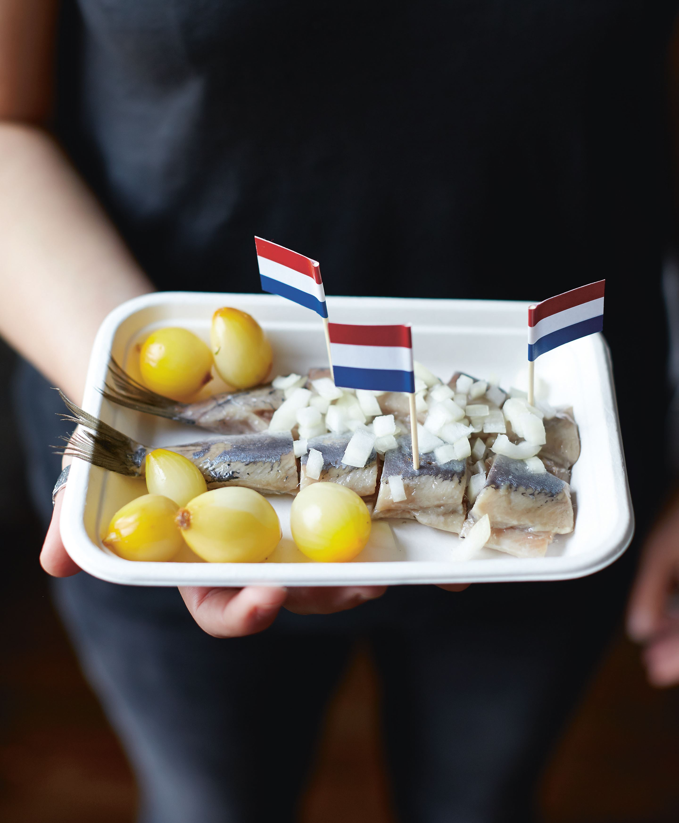Dutch new herring